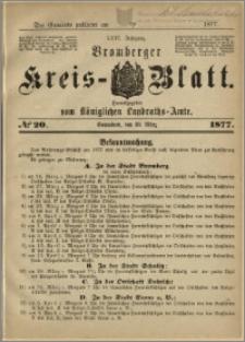 Deutsche Rundschau in Polen. J. 47, 1923, nr 20