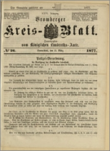 Deutsche Rundschau in Polen. J. 47, 1923, nr 26