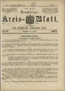 Deutsche Rundschau in Polen. J. 47, 1923, nr 27