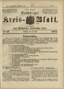 Deutsche Rundschau in Polen. J. 47, 1923, nr 29
