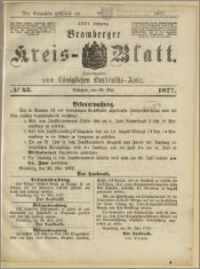 Deutsche Rundschau in Polen. J. 47, 1923, nr 43