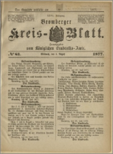 Deutsche Rundschau in Polen. J. 47, 1923, nr 61
