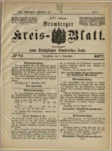 Deutsche Rundschau in Polen. J. 47, 1923, nr 72