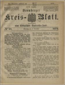 Bromberger Kreis-Blatt, 1878, nr 89