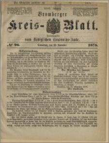 Bromberger Kreis-Blatt, 1878, nr 96