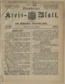 Bromberger Kreis-Blatt, 1878, nr 99