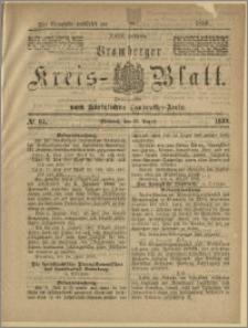 Bromberger Kreis-Blatt, 1880, nr 64