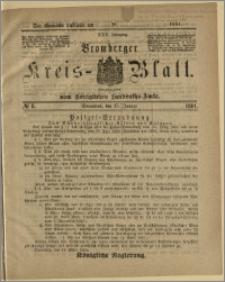 Bromberger Kreis-Blatt, 1881, nr 5