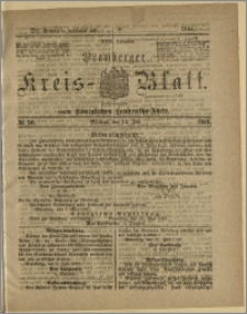 Bromberger Kreis-Blatt, 1881, nr 56
