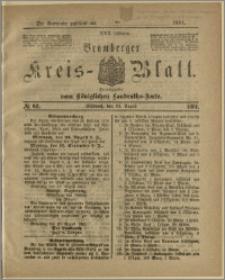 Bromberger Kreis-Blatt, 1881, nr 68