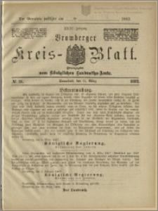 Bromberger Kreis-Blatt, 1882, nr 20