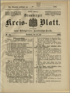 Bromberger Kreis-Blatt, 1882, nr 60