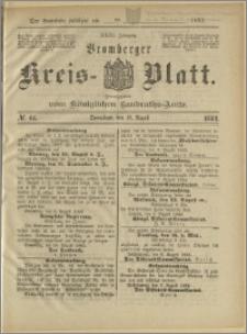 Bromberger Kreis-Blatt, 1882, nr 64