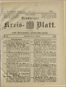 Bromberger Kreis-Blatt, 1883, nr 16