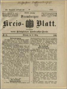 Bromberger Kreis-Blatt, 1883, nr 23