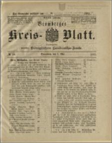 Bromberger Kreis-Blatt, 1883, nr 33