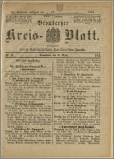 Bromberger Kreis-Blatt, 1884, nr 26