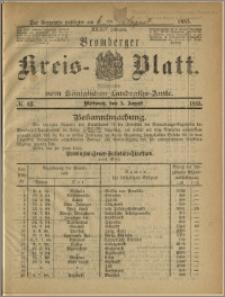 Bromberger Kreis-Blatt, 1885, nr 62