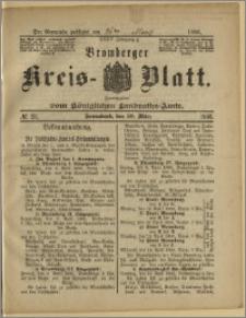 Bromberger Kreis-Blatt, 1886, nr 23