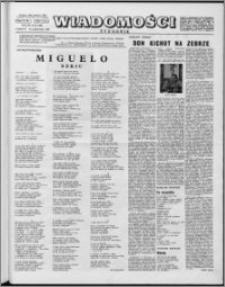 Wiadomości, R. 14 nr 43 (708), 1959