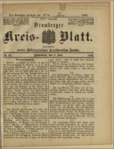 Bromberger Kreis-Blatt, 1886, nr 45