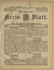 Bromberger Kreis-Blatt, 1886, nr 51