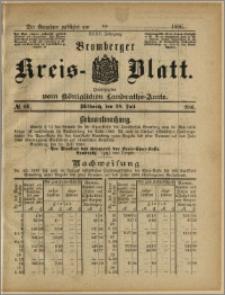 Bromberger Kreis-Blatt, 1886, nr 60