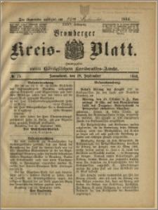 Bromberger Kreis-Blatt, 1886, nr 75