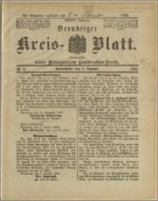 Bromberger Kreis-Blatt, 1888, nr 2