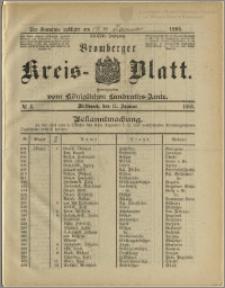 Bromberger Kreis-Blatt, 1888, nr 3