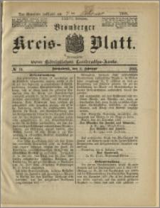 Bromberger Kreis-Blatt, 1888, nr 10