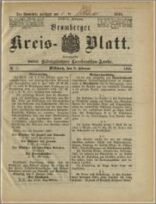 Bromberger Kreis-Blatt, 1888, nr 11