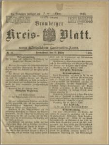 Bromberger Kreis-Blatt, 1888, nr 18
