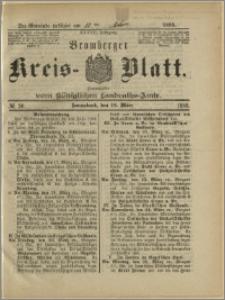 Bromberger Kreis-Blatt, 1888, nr 20