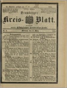 Bromberger Kreis-Blatt, 1888, nr 21