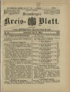 Bromberger Kreis-Blatt, 1888, nr 26