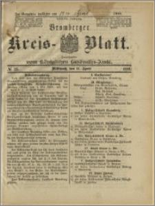 Bromberger Kreis-Blatt, 1888, nr 29