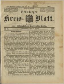 Bromberger Kreis-Blatt, 1888, nr 30