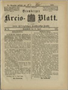 Bromberger Kreis-Blatt, 1888, nr 32