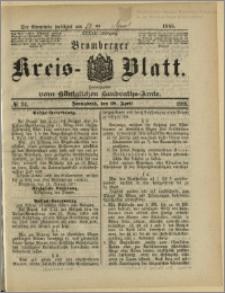 Bromberger Kreis-Blatt, 1888, nr 34