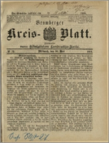 Bromberger Kreis-Blatt, 1888, nr 39
