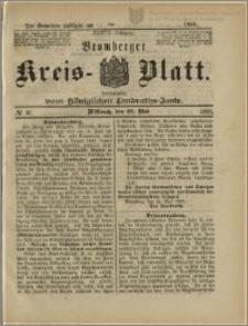 Bromberger Kreis-Blatt, 1888, nr 41