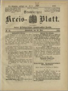 Bromberger Kreis-Blatt, 1888, nr 42