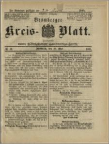 Bromberger Kreis-Blatt, 1888, nr 43