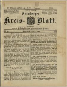 Bromberger Kreis-Blatt, 1888, nr 44