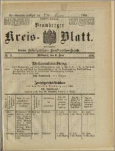 Bromberger Kreis-Blatt, 1888, nr 45