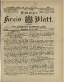 Bromberger Kreis-Blatt, 1888, nr 48