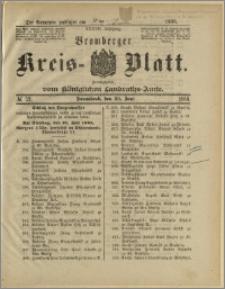 Bromberger Kreis-Blatt, 1888, nr 52