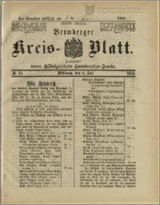 Bromberger Kreis-Blatt, 1888, nr 53