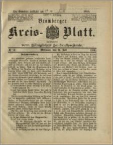 Bromberger Kreis-Blatt, 1888, nr 55